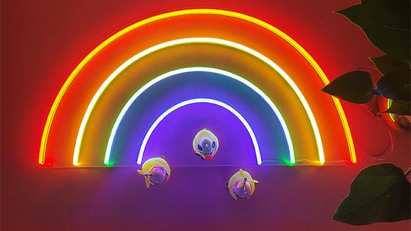 霓虹灯的材料分类有哪些?万世腾为您解答
