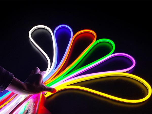 柔性硅胶LED霓虹灯带