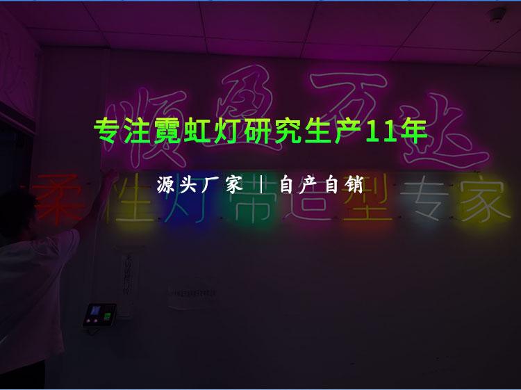 12V RGB 霓虹灯
